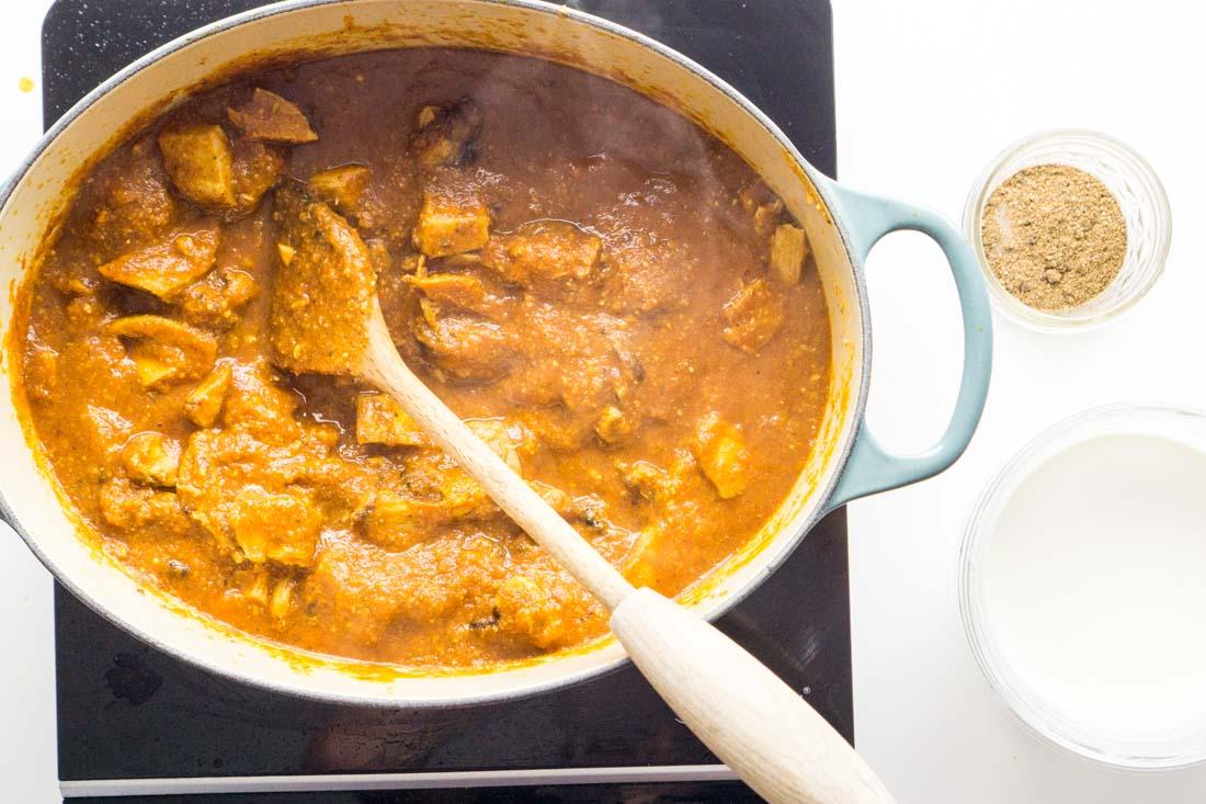 Butter Chicken Murgh Makhani -10