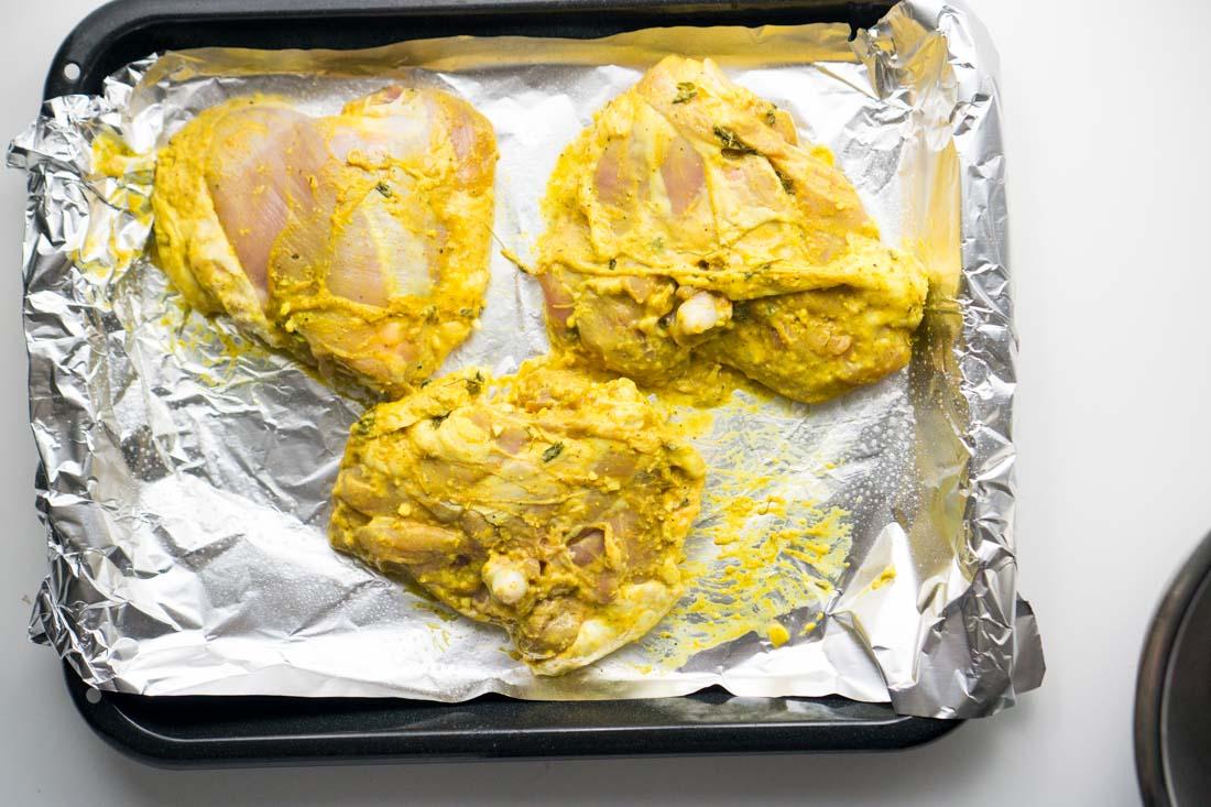 Butter Chicken Murgh Makhani -6