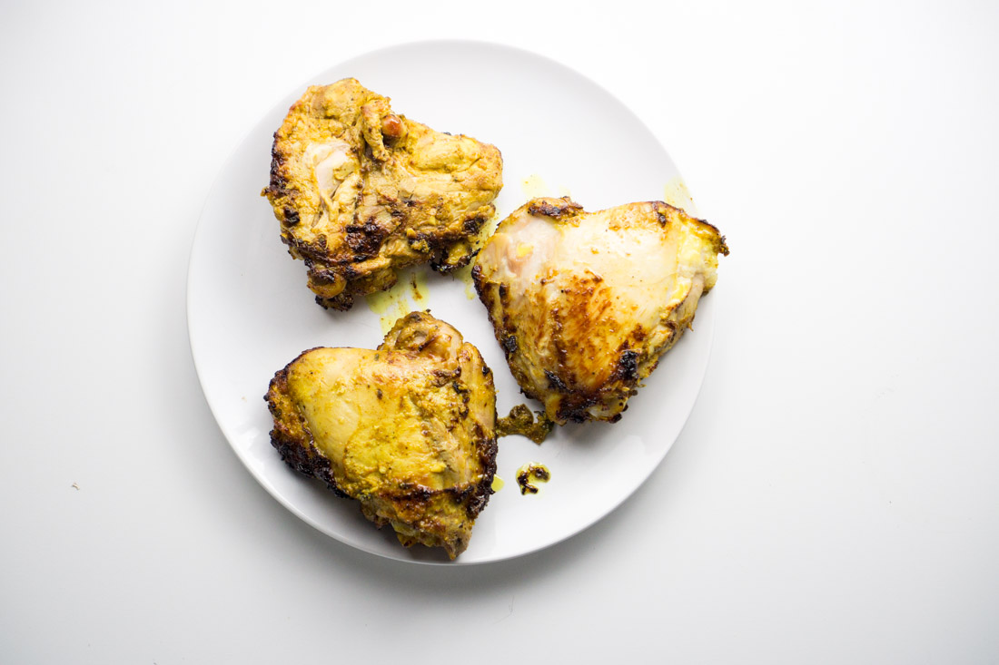 Butter Chicken Murgh Makhani -7