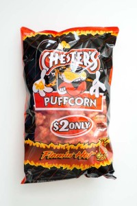 Flamin' Hot - Frito Lay -4