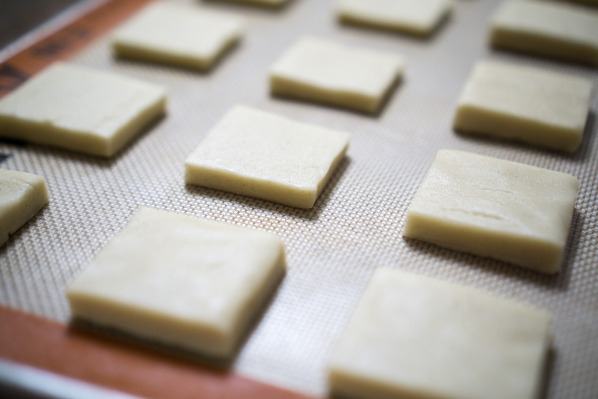 French Laundry Shortbread Cookies -4