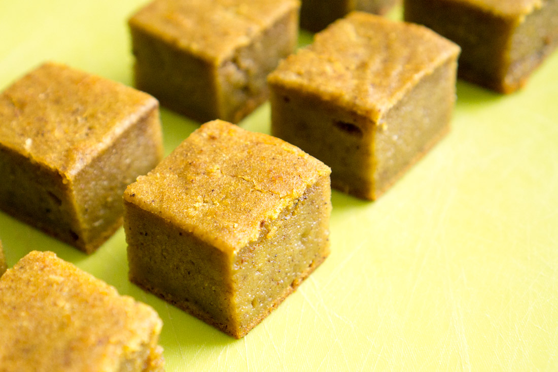 Pumpkin Pie Butter Mochi