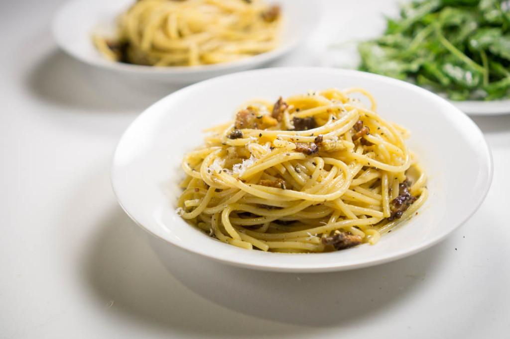 Spaghetti alla Carbonara -22