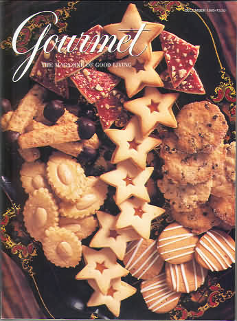 gourmet dec 1995 cover